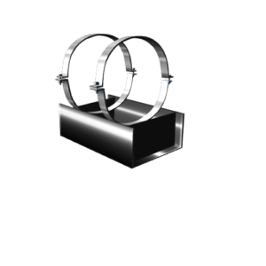 Опоры для трубопроводов в ППУ изоляции